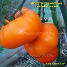 Манхэттен оранжевый (Manhattan orange)
