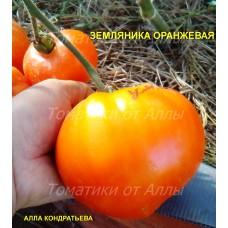 Земляника оранжевая (Orange strawberry)