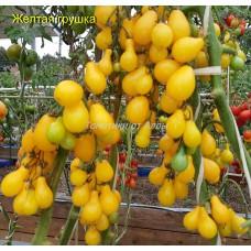 Желтая груша (Yellow Pearshaped)